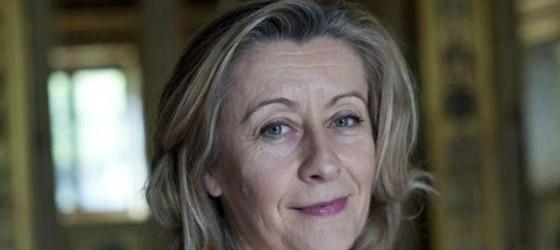 Premier discours d'Hélène Conway devant l'AFE