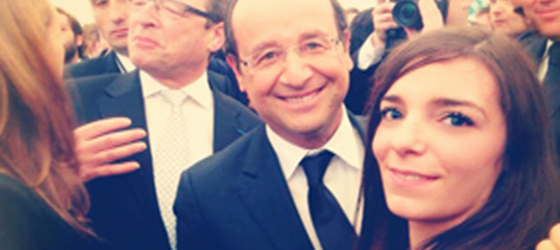 François Hollande à Londres (10 juillet 2012)