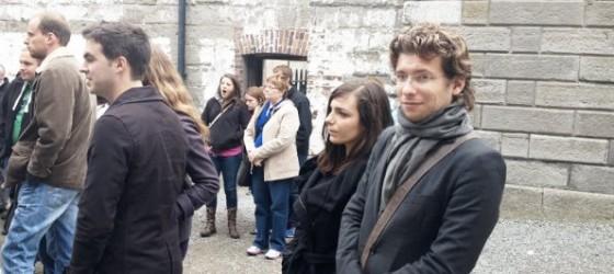 [Photos] Visite de Dublin avec les nouveaux Français en Irlande – 23/09/2012