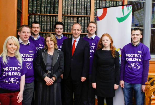 Référendum : l'Irlande souhaite inscrire les droits fondamentaux des enfants dans sa Constitution
