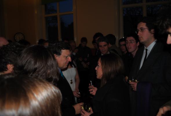 Rencontre avec José Manuel Barroso