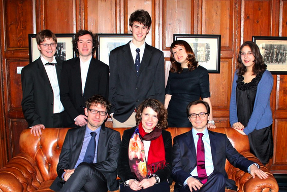 La nouvelle «Society For International Affairs» – Trinity College!